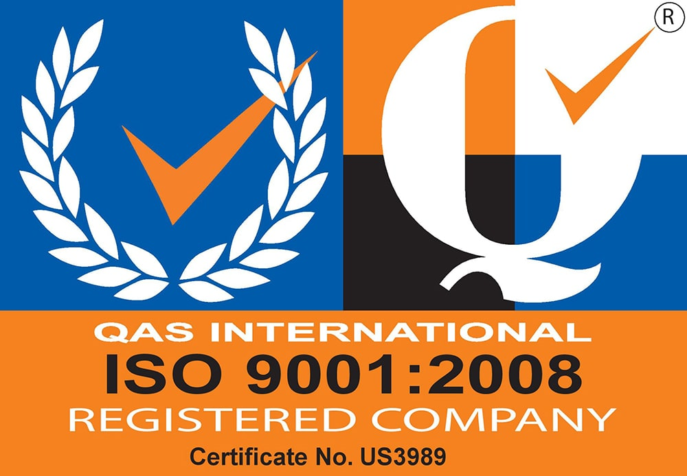 Iso 90012008 Certification Announcement 6k Systems Inc